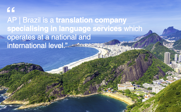 AP | BRAZIL - Free Translation Quote
