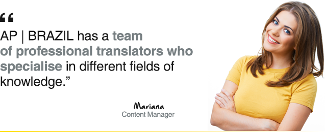 AP | BRAZIL - Certified translation company